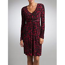 Buy Somerset by Alice Temperley Jersey Dress, Pink Online at johnlewis.com
