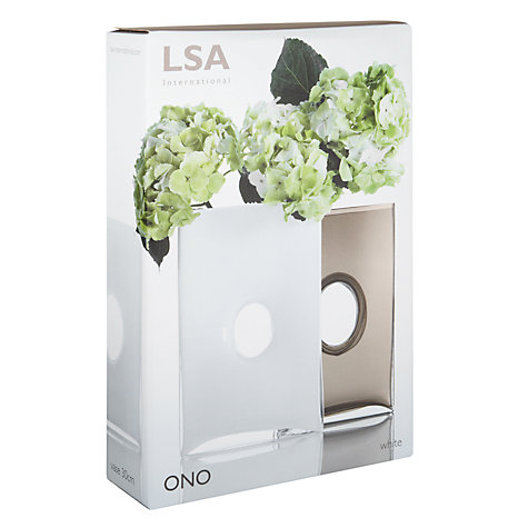 Buy LSA Ono Vases Online at johnlewis.com