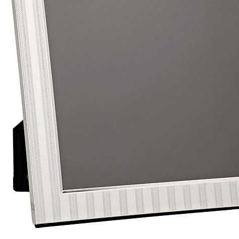 Buy John Lewis Chevron Photo Frame Online at johnlewis.com