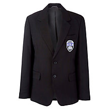 Buy Gateacre School Boys' Eco Blazer, Black Online at johnlewis.com