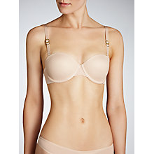 Buy Stella McCartney Mesh Balcony Bra Online at johnlewis.com