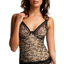 Buy Fantasie Susanna Basque, Antique Gold Online at johnlewis.com