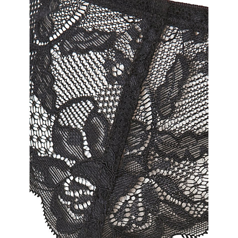 Buy John Lewis Lace Suspender Belt Online at johnlewis.com