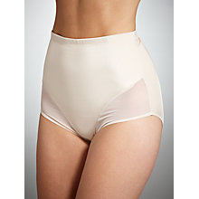 Buy John Lewis Sleek Control High Leg Briefs Online at johnlewis.com