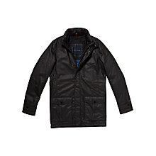 Buy Tommy Hilfiger New Jonathon Jacket, Black Online at johnlewis.com