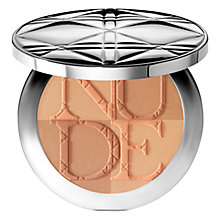 Buy Dior Diorskin Nude Tan Colour and Glow Powder Online at johnlewis.com