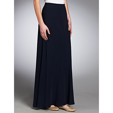 Buy Ghost Lindsey Skirt, Indigo Online at johnlewis.com