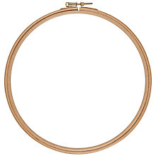 Buy Embroidery Hoop Online at johnlewis.com