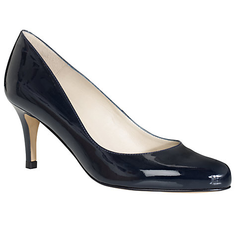 Buy COLLECTION by John Lewis Boyd Patent Formal Court Shoes Online at johnlewis.com