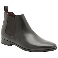 Buy Clarks Hardies Top Leather Chelsea Boots Online at johnlewis.com