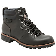 Buy Clarks MidfordAlp GTX Leather Hiker Boots Online at johnlewis.com