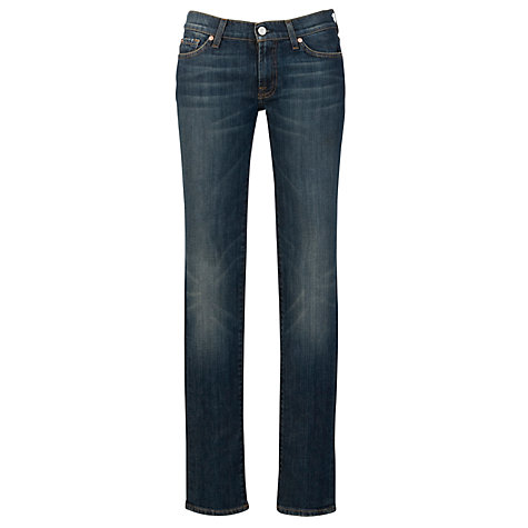 Buy 7 For All Mankind Roxanne Skinny Jeans Online at johnlewis.com