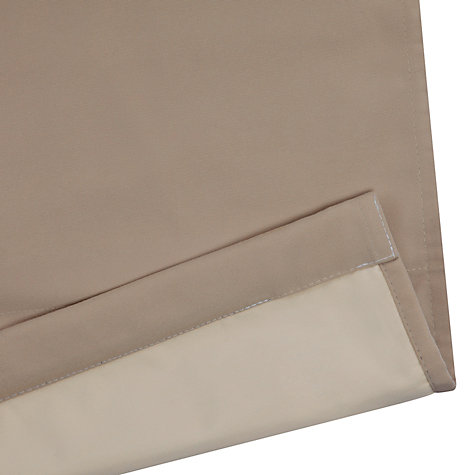 Buy John Lewis Blackout Plain Roman Blind, Mist Online at johnlewis.com