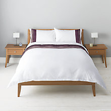 Buy John Lewis Waves Duvet Cover Set Online at johnlewis.com