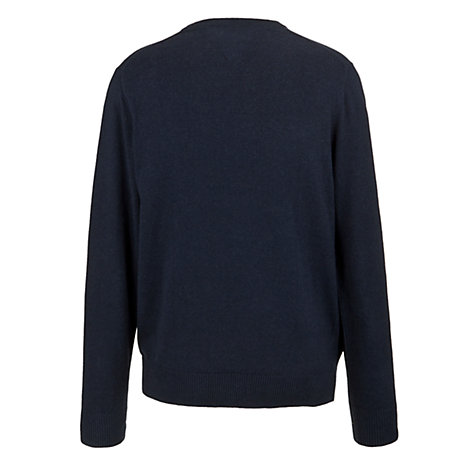 Buy Tommy Hilfiger Cotton Cashmere Jumper Online at johnlewis.com
