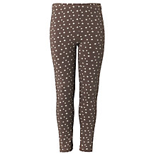 Buy John Lewis Girl Star Leggings Online at johnlewis.com
