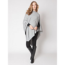 Buy Seraphine Madison Maternity/Nursing Shawl, Grey Online at johnlewis.com