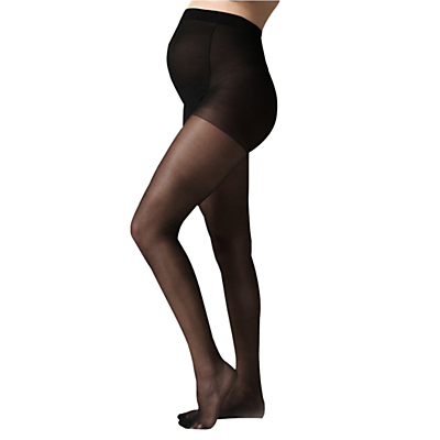 Séraphine 40 Denier Opaque Maternity Tights
