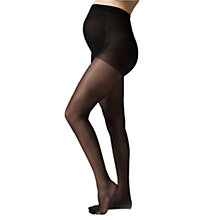 Buy Séraphine 40 Denier Maternity Tights Online at johnlewis.com