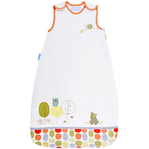 Buy Grobag Woodland Tales Sleeping bag, 2.5 Tog, Multi Online at johnlewis.com