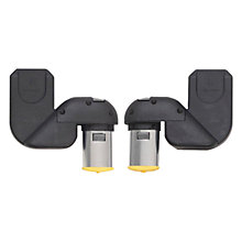 Buy iCandy Peach 2 Lower Car Seat Adaptors Online at johnlewis.com