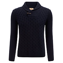 Buy JOHN LEWIS & Co. Double Toggle Shawl Jumper Online at johnlewis.com