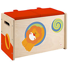 Buy Sevi Le Cirque Toy Chest, Multi Online at johnlewis.com