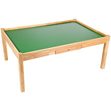 Buy John Crane Play Table, Natural Online at johnlewis.com