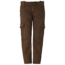 Buy American Outfitters Combat Trousers, Brown Online at johnlewis.com