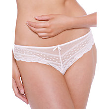 Buy Chantelle C Paris Briefs, Nude Pink Online at johnlewis.com