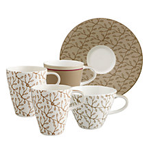 Buy Villeroy & Boch Caffé Club Drinkware Online at johnlewis.com