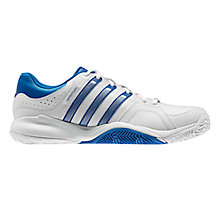 Buy Adidas Men's Ambition VII Stripes Court Shoes Online at johnlewis.com