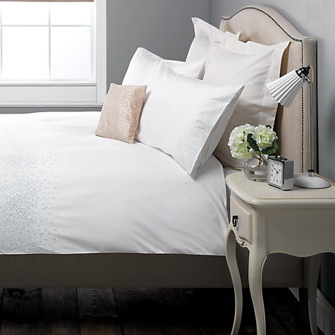 Buy John Lewis Lina Embroidered Bedding Online at johnlewis.com