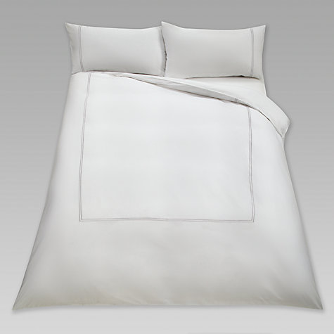 Buy John Lewis Marlow Cotton Sateen Bedding Online at johnlewis.com