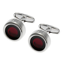 Buy Denison Boston Polo Jewell Cufflinks Online at johnlewis.com