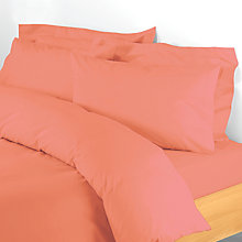 Buy John Lewis Polycotton Percale Pillowcases Online at johnlewis.com