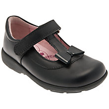 Buy Start-rite Alpha Shoes, Matte Black Online at johnlewis.com