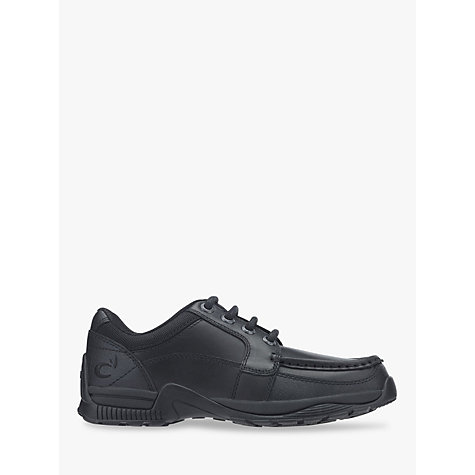 Buy Start-rite Rhino Dylan Shoes, Black Online at johnlewis.com