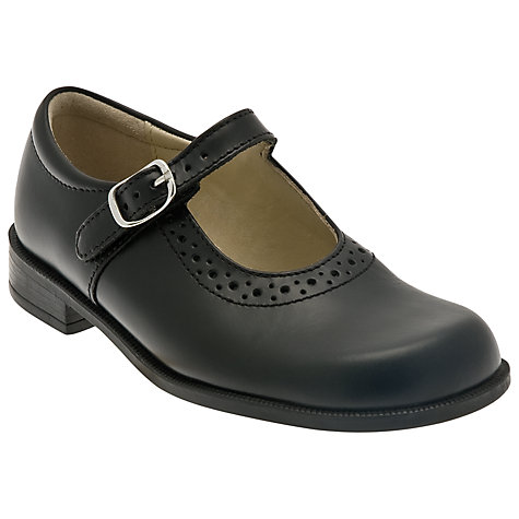 Buy Start-rite Louisa Shoes, Black Online at johnlewis.com