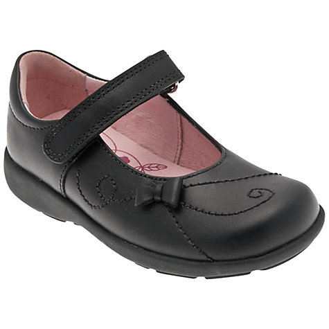 Buy Start-rite Paper Shoes, Black Online at johnlewis.com