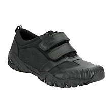 Buy Clarks Raptomania Shoes, Black Online at johnlewis.com