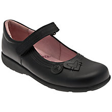 Buy Start-rite Stone Shoes, Black Online at johnlewis.com