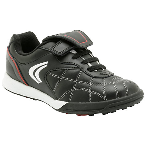 Buy Clarks SwerveHit Trainers, Black Online at johnlewis.com