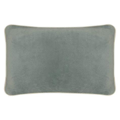 Buy John Lewis Reversible Velvet Cushion Online at johnlewis.com