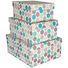 Spotty Storage Box