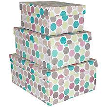 Spotty Storage Box