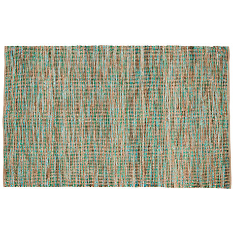 Buy John Lewis Pacific Blue Mat, Multi Online at johnlewis.com