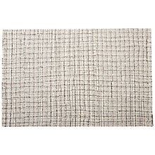 Buy John Lewis Eccles Rug, Steel Online at johnlewis.com