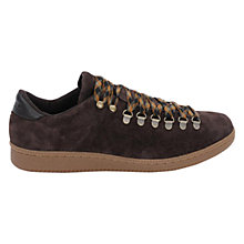 Buy Diesel Iron Hiking Lace Suede Shoes Online at johnlewis.com
