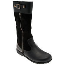 Buy Start-rite Aqua Mist Boots, Black Online at johnlewis.com